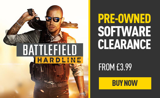 Pre-owned Software Clearance at GAME.co.uk!