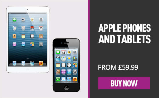 Apple Phones & Tablets - Buy Now at GAME.co.uk