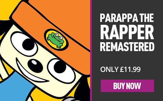 Parappa the Rapper Remastered for PlayStation Network at GAME.co.uk