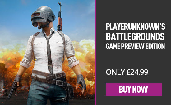 PLAYERUNKNOWN'S Battleground on PC - Homepage eSpot