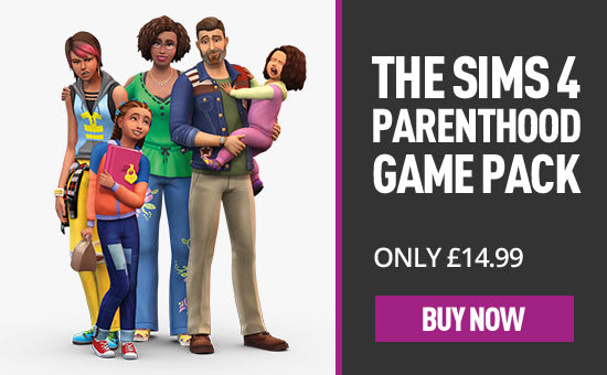The Sims 4 Parenthood Game Pack for PC - Pre-purchase Now at GAME.co.uk