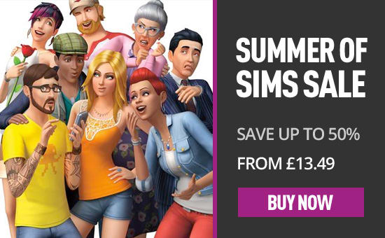 Sims 4 Sale on PC - Download now at GAME.co.uk