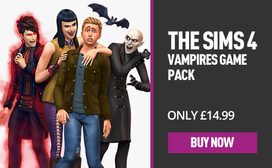 The Sims 4 Vampires Game Pack - Download Now at GAME.co.uk!