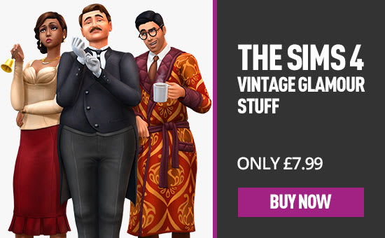 The Sims 4 Vintage Glamour Stuff - Download Now at GAME.co.uk!
