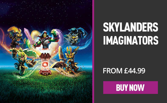Skylanders Imaginators for Wii U- Buy Now at GAME.co.uk
