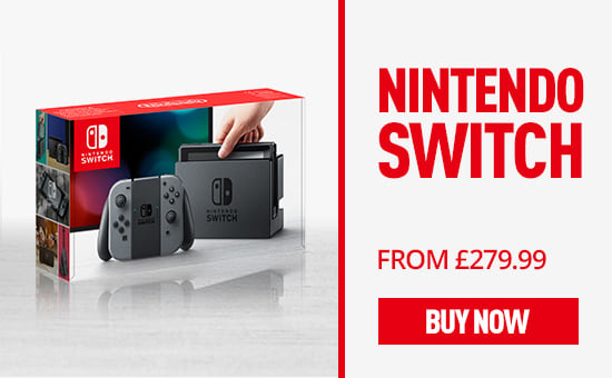 The Nintendo Switch - Buy Now at GAME.co.uk!
