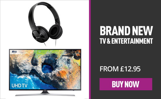 TV and Entertainment Deals at GAME.co.uk - Homepage eSpot