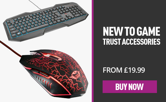 Trust PC Accessories - New to GAME.co.uk - Homepage eSpot