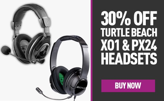 30% off Headsets
