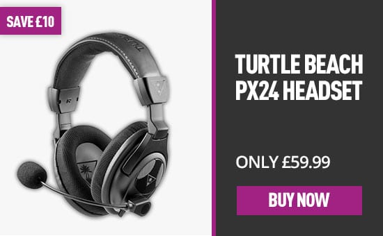 Turtle Beach PX24 Headset at Game.co.uk
