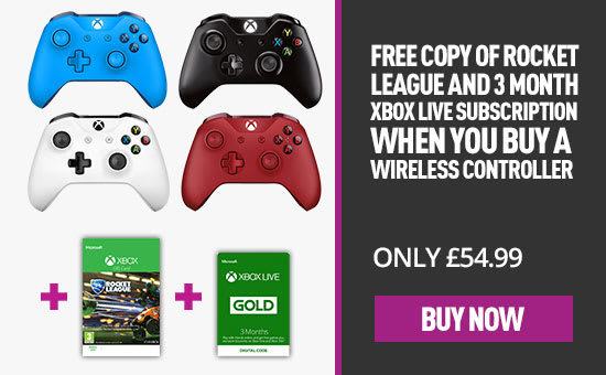 Wireless Controller Offer - Homepage eSpot