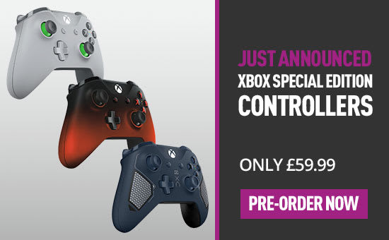 Special Edition Controllers for Xbox One at GAME.co.uk