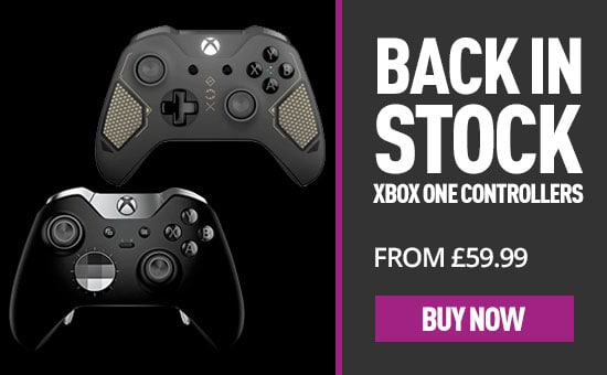 Xbox Controllers Back In Stock