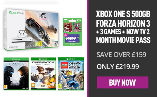 Xbox One Forza Bundle at GAME.co.uk