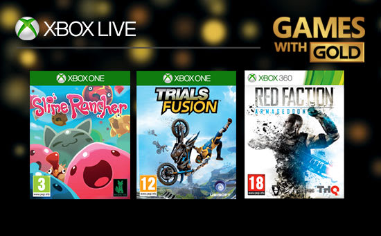 Games with Gold for Xbox Live at GAME.co.uk