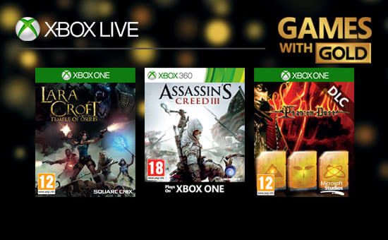 Games with Gold for Xbox Live - Download Now at GAME.co.uk!