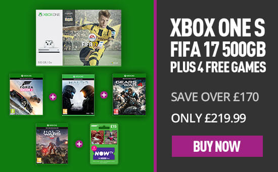 Xbox One Bundle offer at Game.co.uk