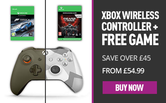 Xbox One Controllers With Game - Buy Now at GAME.co.uk