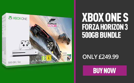 Xbox One S 500GB With Forza Horizon 3 Bundle - Buy Now at GAME.co.uk