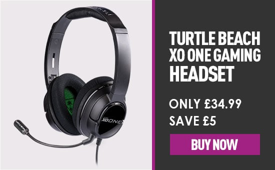 Turtle Beach Earforce XO One Stereo Headset for Xbox One - Buy Now at GAME.co.uk!