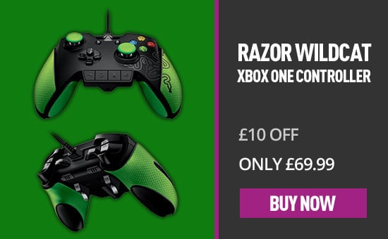 Razer Wildcat Gaming Controller – Buy Now at GAME.co.uk