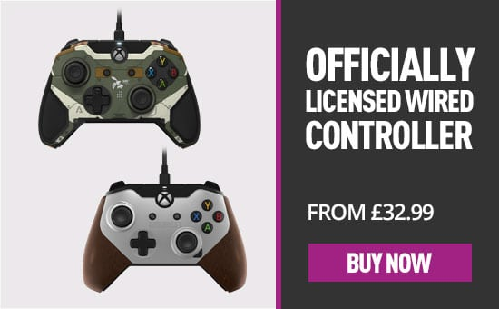 Xbox One Officially Licensed Wired Controllers - Buy now at GAME.co.uk