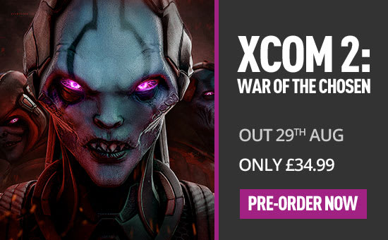 XCOM 2 War of the Chosen for PC - Pre-purchase now at GAME.co.uk