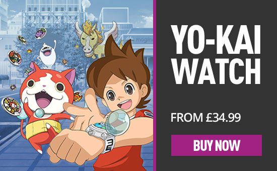 YO-KAI Watch for Nintendo eShop - Download Now at GAME.co.uk!