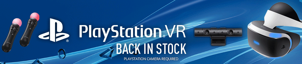 See our GAME PlayStation VR Essentials