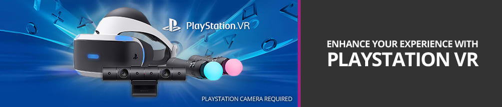 Find out more about PlayStation VR