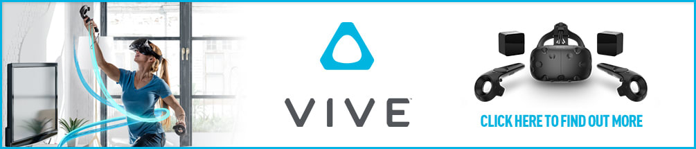 HTC Vive - Find out more