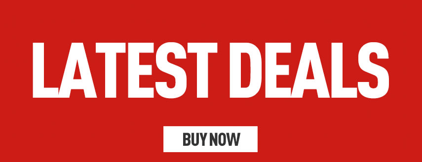 Latest Deals - Homepage eSpot