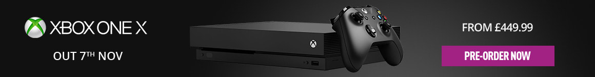 Xbox One X - Project Scorpio Edition - Pre-Order NOW