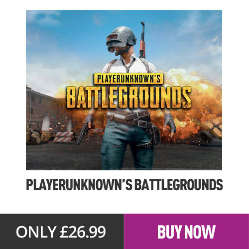 PLAYERUNKNOWN'S BATTLEGROUNDS - Only £26.99 - GAME.co.uk