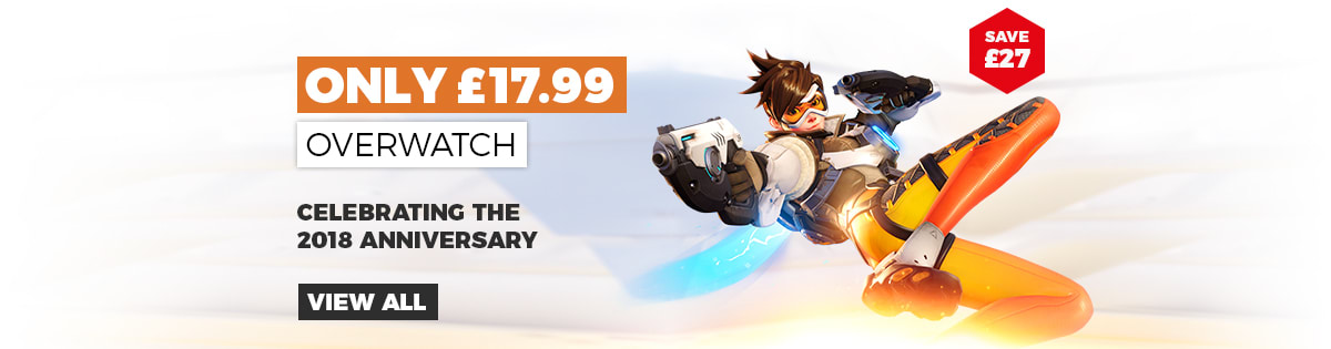 Overwatch Anniversary - Find Out More