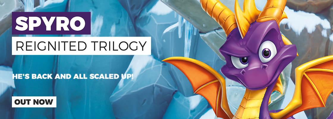 Spyro Buy Now on Xbox One
