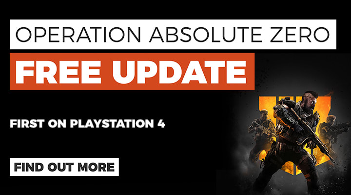 Operation Absolute Zero - Out Now on PS4