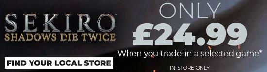 Half Price Trade-In