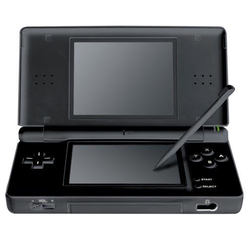 Nintendo DS Lite - Bl...