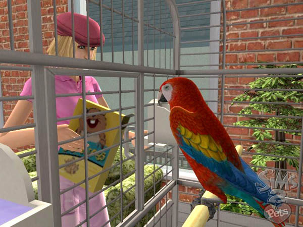 The Sims 2 Pets Expansion Pack Screenshot