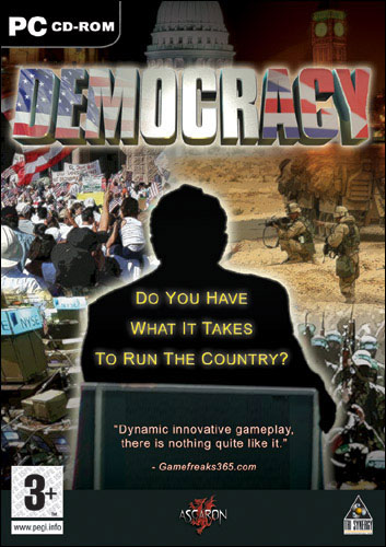 Democracy PC GAME 331538ps_500h