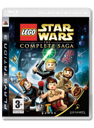 lego star wars 3. Lego Star Wars: The Complete