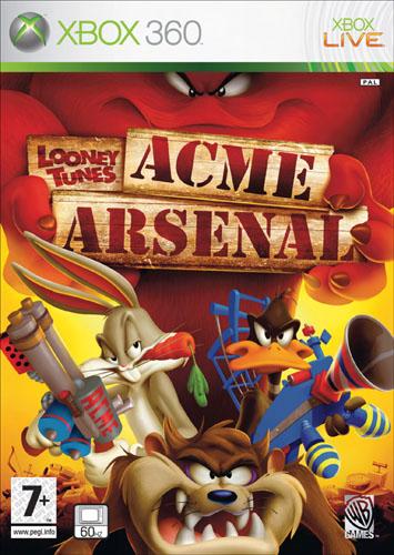 [XBOX360] Looney Tunes ACME Arsenal