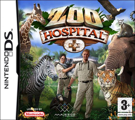 Zoo Hospital DS