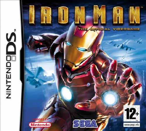 Iron Man DS