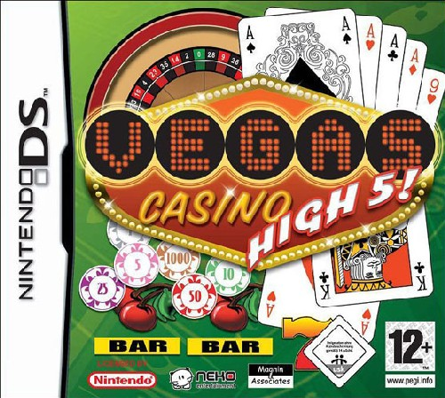 Vegas Casino High 5 ! DS