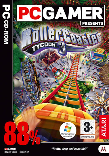 Rollercoaster Tycoon 3 Patches on Windows 7 | Overclockers UK Forums