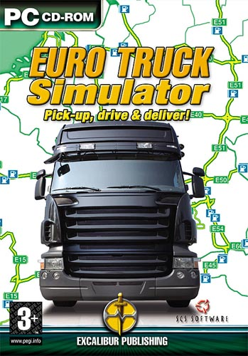 Euro Truck Simulator (PC Games and Downloads)