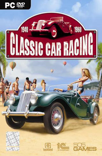 حصريا لعبة Classic Car Racing 2009 كاملة بمساحة 538 ميجا :: وعلى اكثر من سرفر