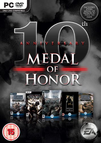 Medal of Honour GAME Exclusive 10th Anniversary Edition (PC Games)